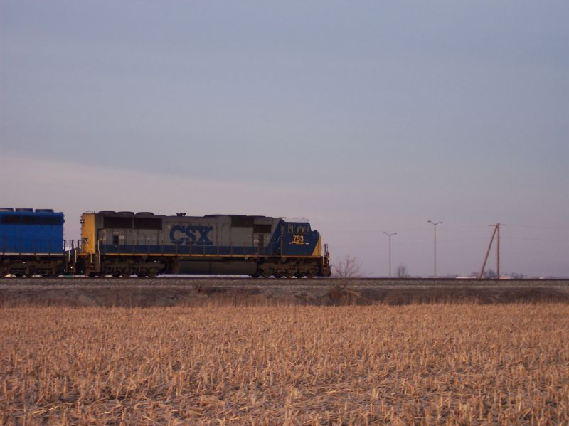 Another SD70MAC